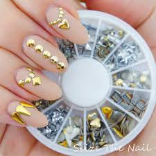 0 99 5pcs 3d nail art sticker nail charm cute mustache nail