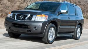 nissan armada platinum interior 2012 nissan armada platinum review notes big powerful