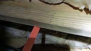 Repair Floor Joist Structural Repair