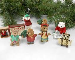 vintage hallmark cinnamon ornaments hallmark