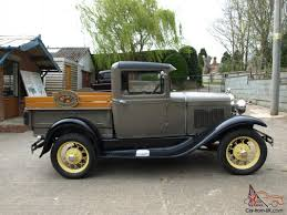 Vintage Ford Pickup Truck - model a pickup pick up 1931 vintage classic american collectors
