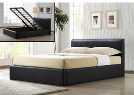 king bed frame with storage underneath diy king bed frame with