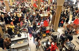 black friday fights in walmart out of control snow fights massive crowds on black friday the