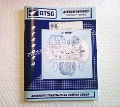 re5r05a re5ro5a transmission atsg technical manual for service and