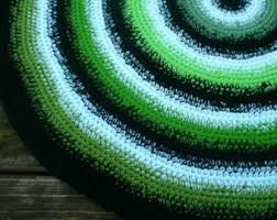 Rug Green Rugs Etsy Uk
