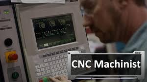 Cnc Programmer Job Description We Are Talking About Be A Cnc Machinist Technician The Bureau Of