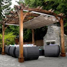 Plants For Patio by Inspiring Ideas For Patio Pergola Designs Exterior Kopyok