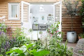 Summer House In Garden - outbuilding of the week a tiny summerhouse in south london
