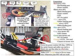 atx based lab power supply 10 steps
