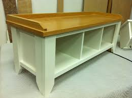 Entryway Bench With Shoe Storage And Coat Rack White Storage
