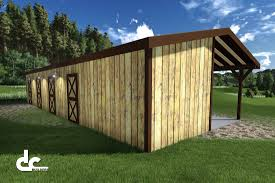 http www dcbuilding com floorplans shed row barn 60 horse