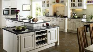 White Kitchen Cabinets With Gray Granite Countertops Granite Countertop How To Refinish Melamine Kitchen Cabinets