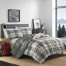 Eddie Bauer Bedroom Furniture by Eddie Bauer Cedar Plaid Down Alternative Comforter Set Assorted