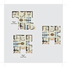 individual floor plan 3bhk 3t marg properties builders in chennai