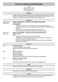 Sample Resume Civil Engineer by Pipeline Engineer Cover Letter