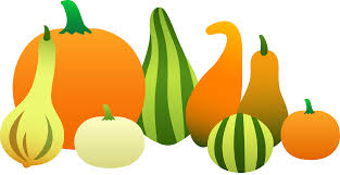 thanksgiving clipart gourd pencil and in color thanksgiving