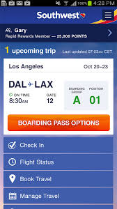 southwest airlines app gets a much needed redesign in latest update