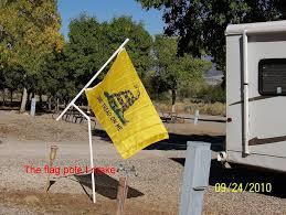 Rv Flag Pole Mount Good Sam Club Open Roads Forum Travel Trailers Flag Poles
