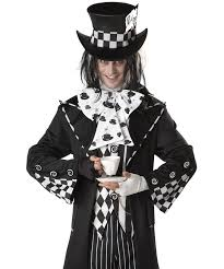 Halloween Costumes Mad Hatter Dark Mad Hatter Men U0027s Costume Mad Hatter Halloween Costume
