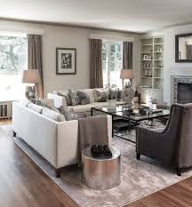Living Room Furniture Idea Contemporary Living Room Furniture Layout For Large Space And