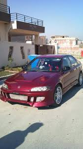 modified sports cars honda civic 1995 modified for sale cars pakwheels forums