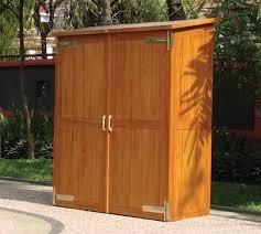 diy outdoor storage cabinet garden storage cabinet