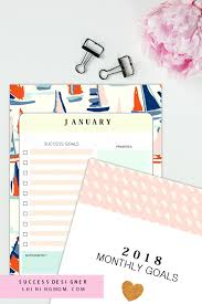 time design planner 2018 success designer planner you can achieve your dreams