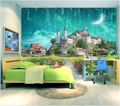 online buy wholesale dream castle wallpaper from china dream 3d wall murals wallpaper for living room walls 3 d photo wallpaper dream castle meteor shower