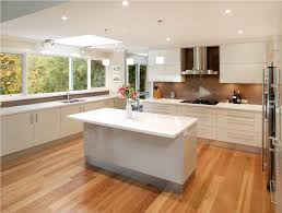 Kitchen Cabinet Downlights by Kitchen Room Wood Countertop Design With Wooden Floors And