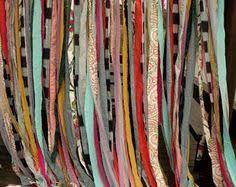 Hippie Drapes Boho Door Curtain Door Curtain Gypsy Curtain Closet Boho