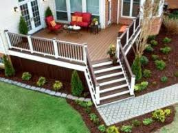 Wood Deck Design Software Free by Backyard Deck Patio Ideas Pictures Deck Design Ideas Woohome 1