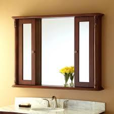 bathroom cabinets restoration hardware recessed mirrored