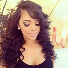 sew in weaves with bangs top 10 los angeles stylists and salons for weaves and extensions tgin