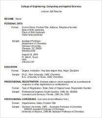 examples of job resumes examples of resumes cv samples job resume