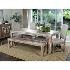 60 inch dining bench with back bench decoration