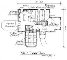 cottage house floor plans cottage house plans storybook style