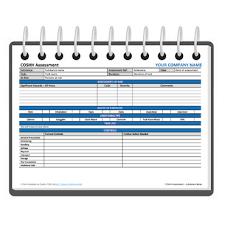 assessment templates coshh assessment templates darley pcm