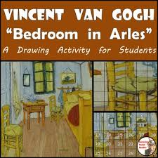 bedroom in arles vincent van gogh recreating the bedroom in arles painting tpt