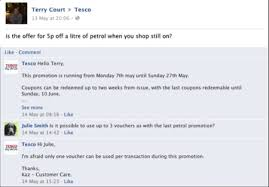 how tesco leads the way in social customer service