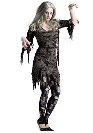 scary zombie halloween costumes for girls living dead costume women u0027s scary zombie costume ideas