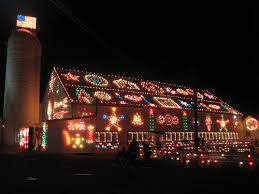 Koziar S Christmas Village In Bernville Pa Lights Up The Night