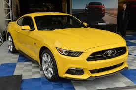 mustang 50 year limited edition photo gallery 2015 ford mustang 50 years appearance package
