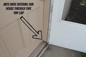Weather Stripping For Exterior Doors Capricious Weather For Front Door Door