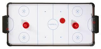 harvil air hockey table air hockey table top view