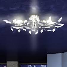 Wohnzimmer Deckenlampe Design Lampe Wohnzimmer Moderne Beleuchtung Mit Led Deckenleuchten