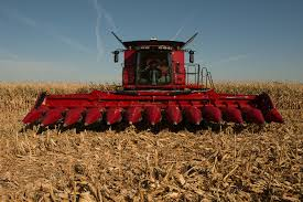corn heads combine harvester equipment case ih