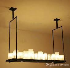 Cool Pendant Lighting Kevin Reilly Altar Modern Pendant L Led Candle Chandelier Kevin