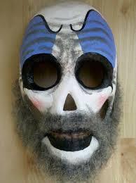 captain spaulding costume captain spaulding mask by eugenekaik on deviantart