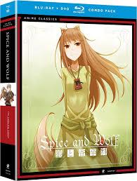 amazon black friday anime amazon com spice u0026 wolf complete series blu ray dvd combo j