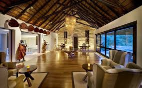 Lodge Interior Design by Luxurious Accommodation At Serengeti National Park Bilila Lodge